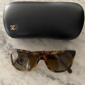 Authentic Chanel Polarized Sunglasses